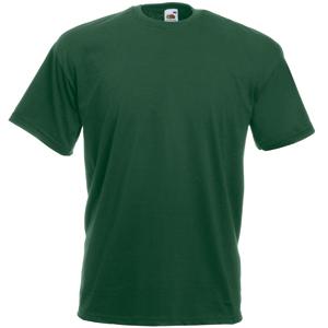 "Футболка ""Valueweight T"", темно-зеленый_L, 100% х/б, 165 г/м2"