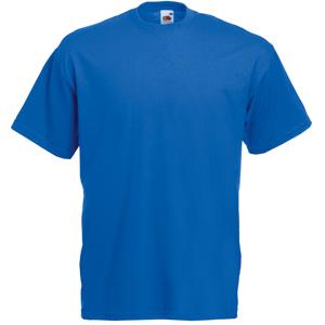 """Футболка """"Valueweight T"""", ярко-синий_2XL, 100% х/б, 165 г/м2"""