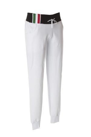 CAPRI Жен. Штаны Италия белый, размер XXL