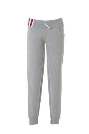 CAPRI Жен. Штаны Италия серый меланж, размер XL