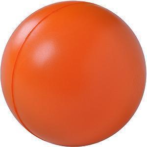 """Антистресс """"Мяч"""", оранжевый, D=6,3см, вспененный каучук"""