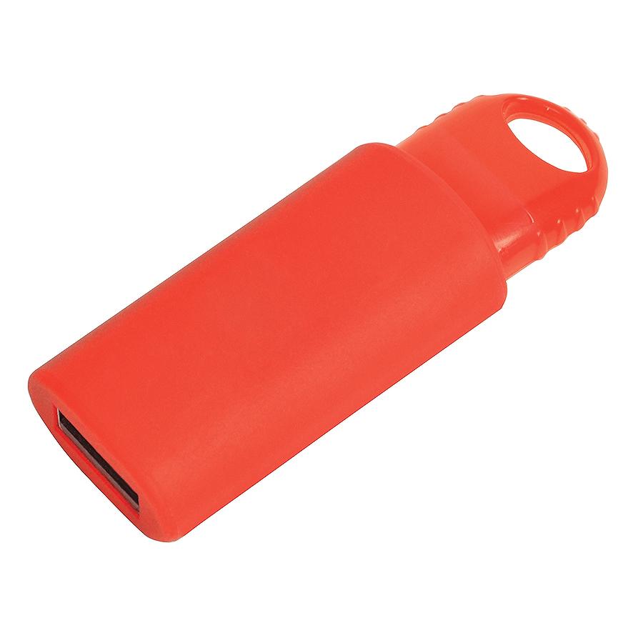 "USB flash-карта ""Fix"" (8Гб),красный, 5,8х2,1х1см,пластик"