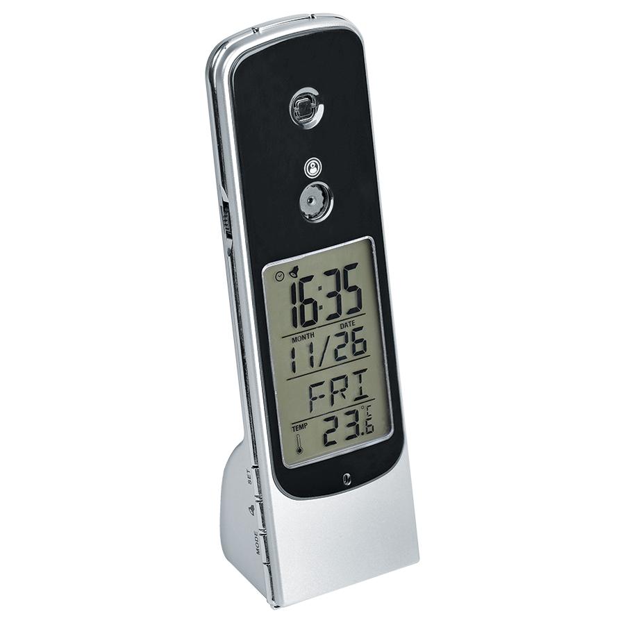 Интернет-телефон с камерой,часами, будильником и термометром; 17х5х4 см; пластик