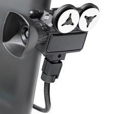 """USB-веб-камера с микрофоном """"Мотор!""""; L=40, D=4,4 см; пластик; тампопечать"""