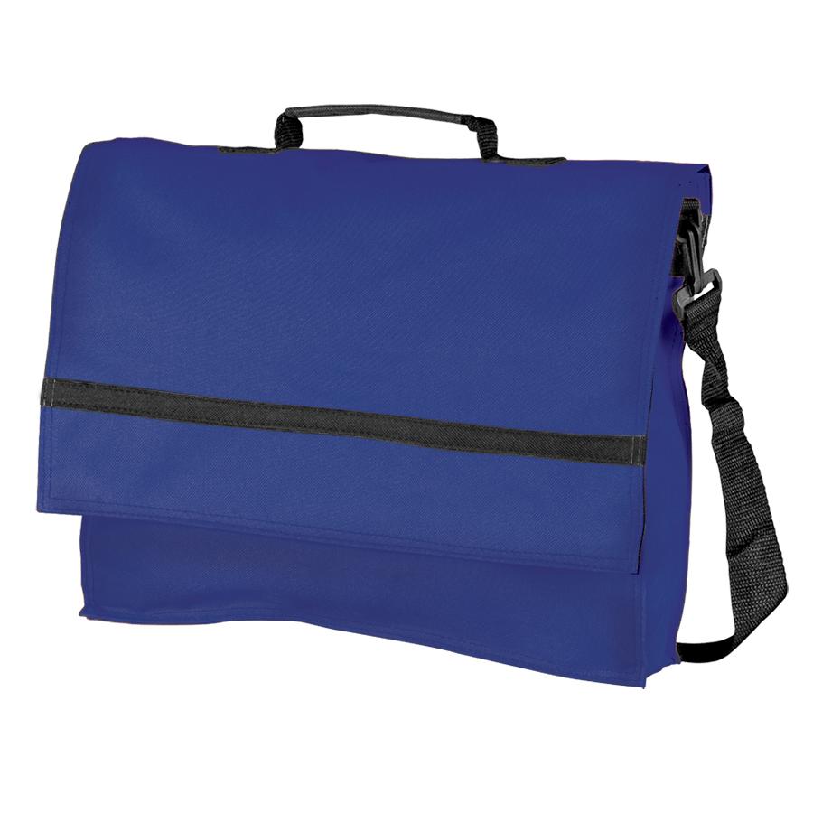 """Конференц-сумка """"Forum""""; синий; 36,5х29,5х6,5 см.; полиэстер 600D; шелкография"""