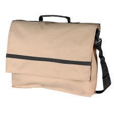 """Конференц-сумка """"Forum""""; светло-бежевый; 36,5х29,5х6,5 см.; полиэстер 600D; шелкография"""