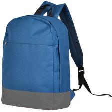 """Рюкзак """"URBAN"""",  синий/серый, 39х29х12 cм, полиестер 600D,  шелкография"""