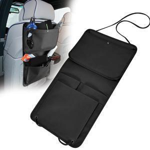 Органайзер на кресло автомобиля; 30,5х56 см; полиэстер, шелкография