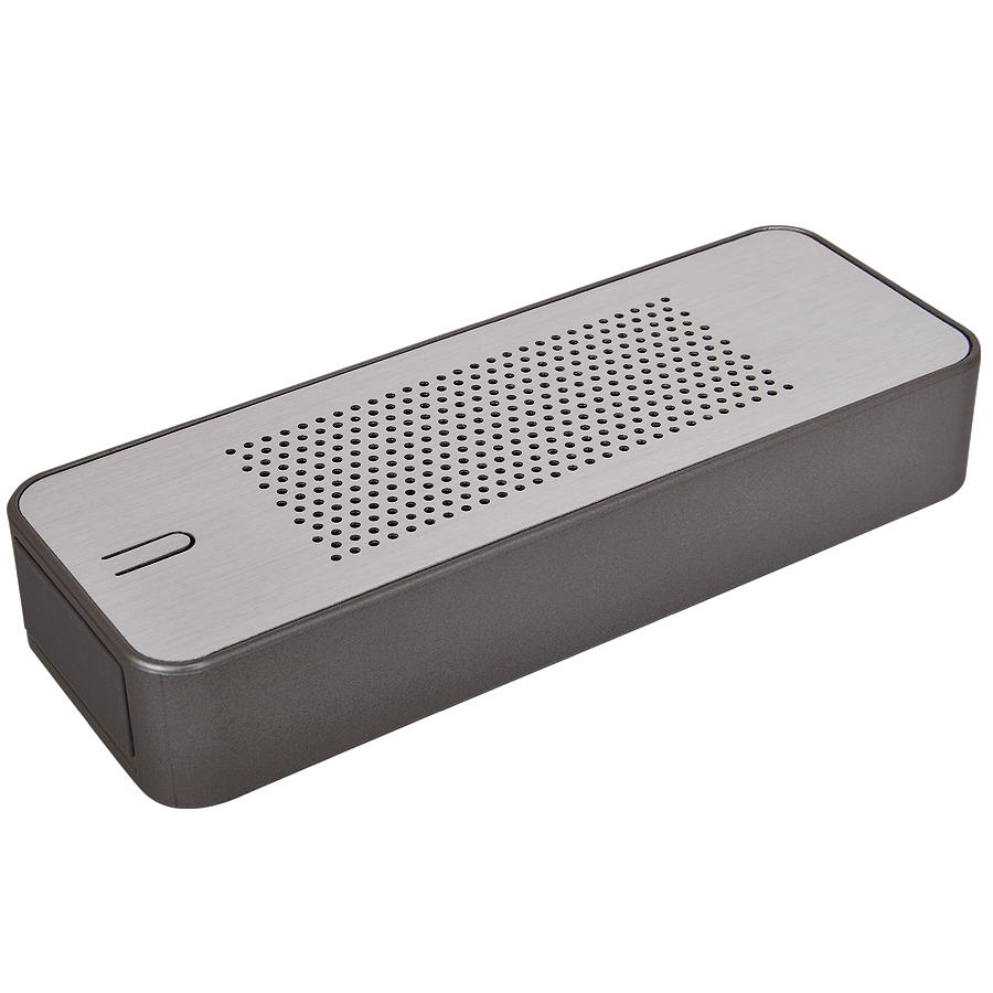 "Универсальное зарядное устройство c bluetooth-стереосистемой ""Music box"" (4400мАh), 14,4х5,2х2,4см,м"