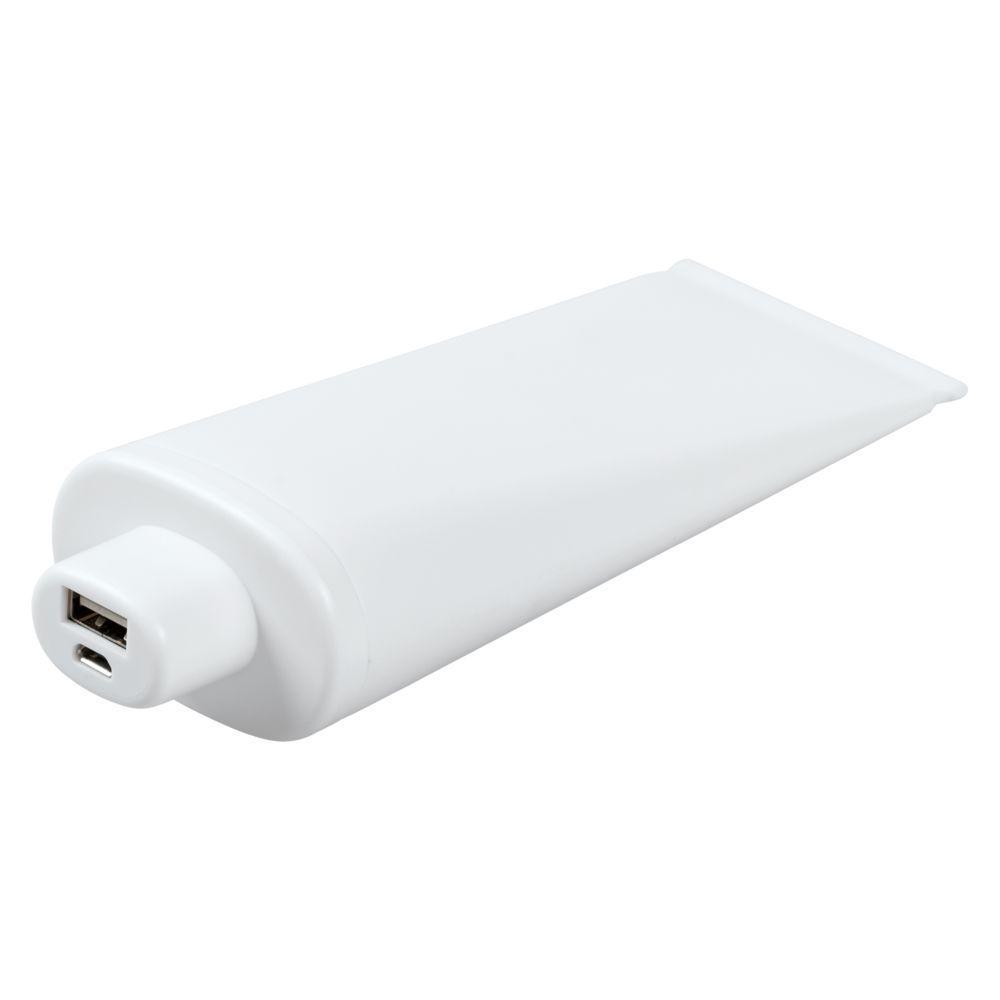 Универсальный аккумулятор Power Tube 6000 мАч, белый